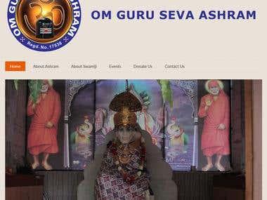 Om Guru Seva Ashram