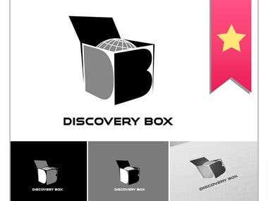 logo Discovery Box