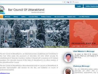 Designed Website
