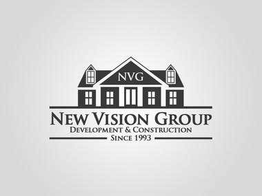 New Vision Group Corporate Design.
