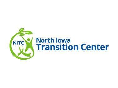 North Iowa Transition Center Logo Design