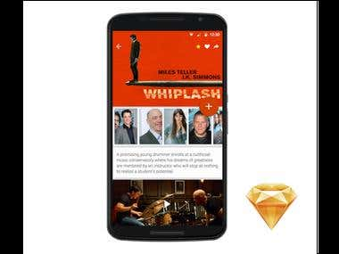 Movie iOS Application