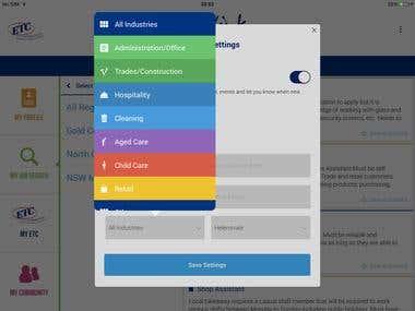 jLink Apps