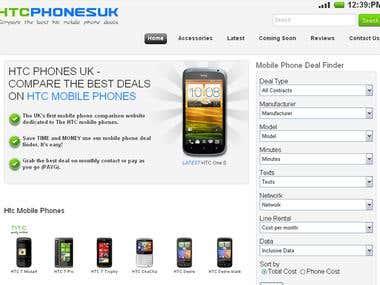 HTC Phones UK
