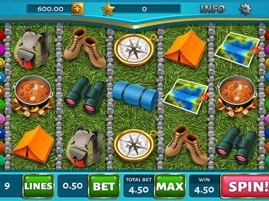 Slot game for iOS