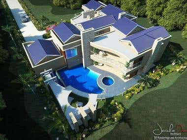 Residential design and rendering - South Africa