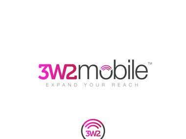 3W2Mobile Logo