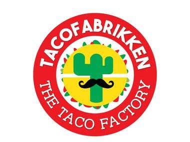 Logo for Tacofabrikken