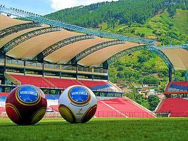 Design for Soccer Ball