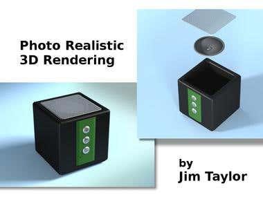 Photo Realistic 3D