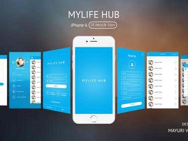 Mobile Application Design - iOS 8