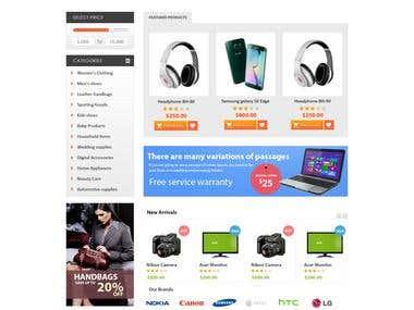 E-commerce Tabao