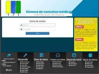 Sistema de citas médicas online (SICIME).
