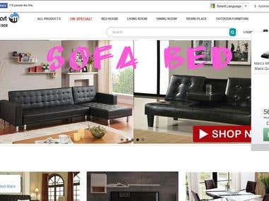 Online Furniture Selling Site CityMart