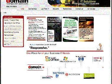 Domain Computer Service NJ USA