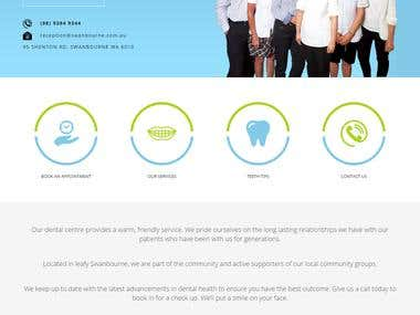 Swanbourne dental center
