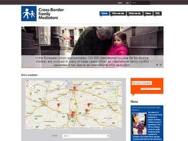 DNN CMS Platform websites.