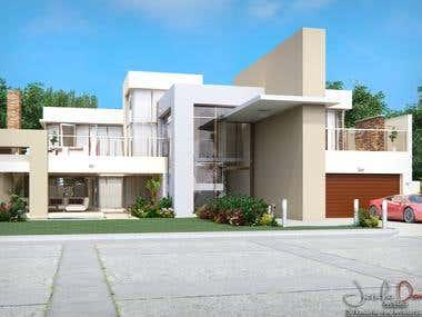 Residential Designs and 3D Renderings.