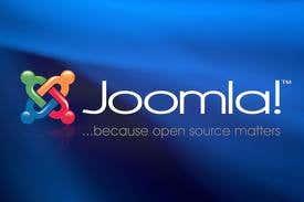 Joomla Font design