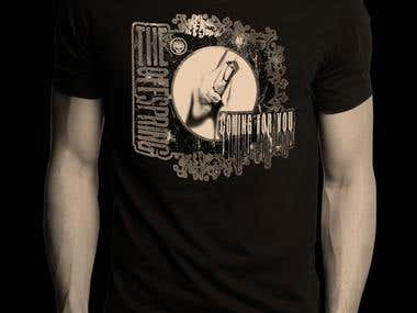 The Offspring - tshirt