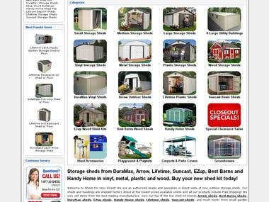 Sheds For Less Direct