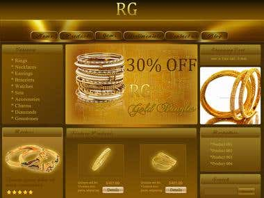 Gold selling site