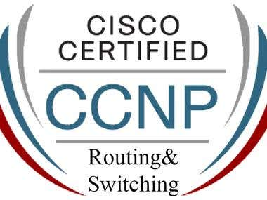 Cisco CCNP Certification Routing & Switching