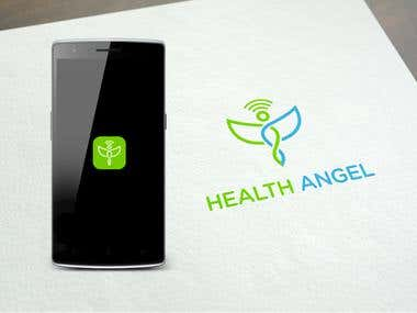 Health Angel Logo