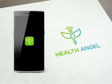 Health Angel Logo