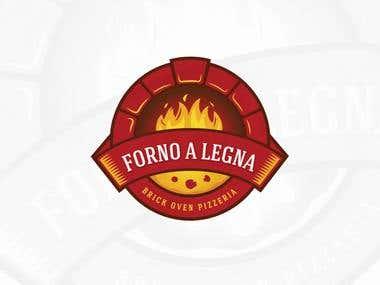 Forno A Legna Logo