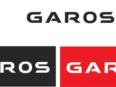 Latest logo for garos.co.uk