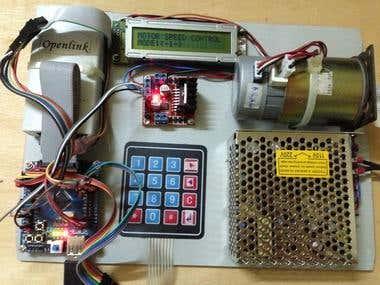 μC/OS2 embedded system