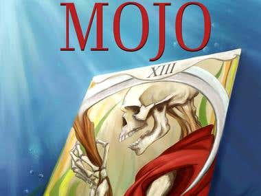 Bad Mojo cover design (series)