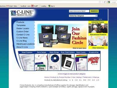 http://www.c-lineproducts.com