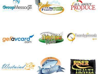 Set 3- 9 logos