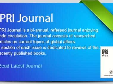 Banner for Journal