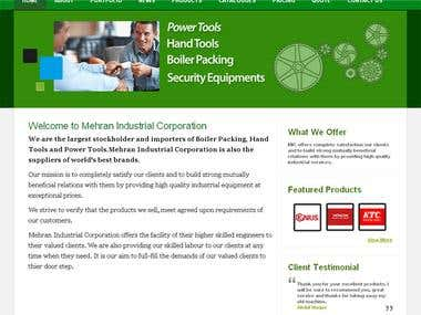 Mehran Industrial Corporation