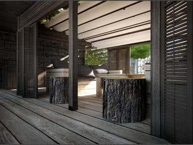 terrace | timber