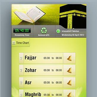 Salah Alaram