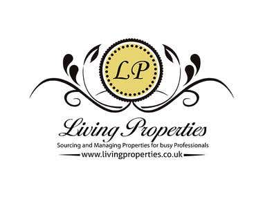 Logo for Living Properties
