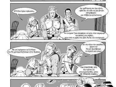 Comic Page #3