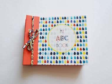 Book design for children