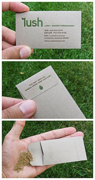 Awesome Business Card   Or    Visiting Card  Graphic Design