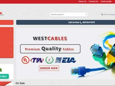 CS-Cart based website