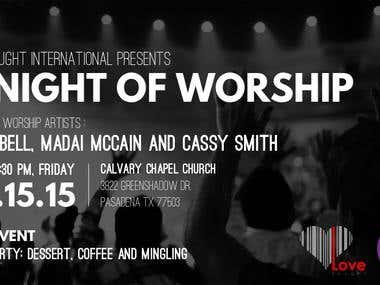 Calvary Chapel Concert