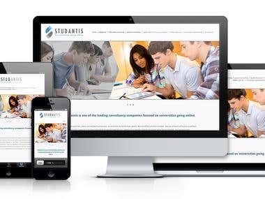 Studantis Website