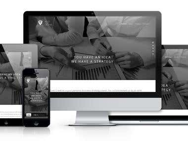 White Coat Creative Website