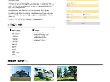 Foothills RealEstate