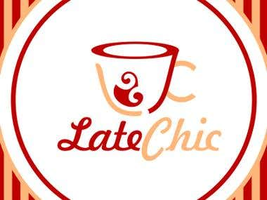 Logo for Latechic.