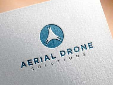 Aerial Drone Solutions Logo